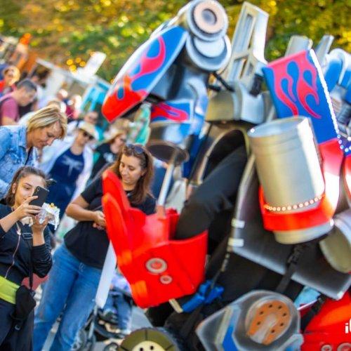 Roboti Transformers - Optimus Prime